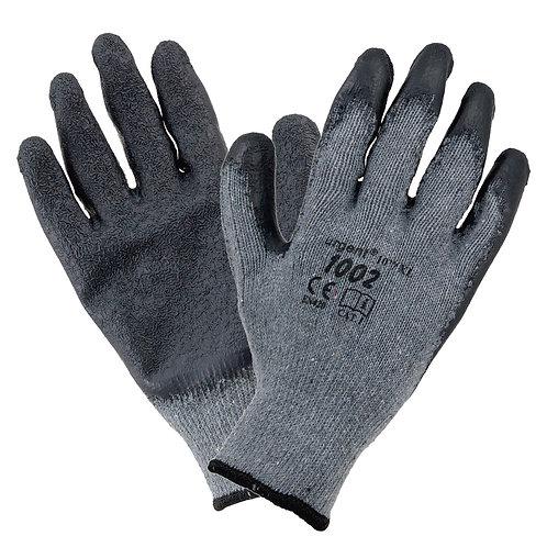 Urgent rękawice impregnowane pokryte gumą 1002