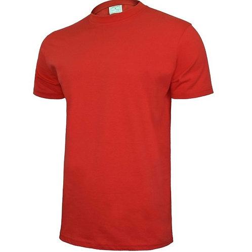 T-shirt Sahara T145 czerwony