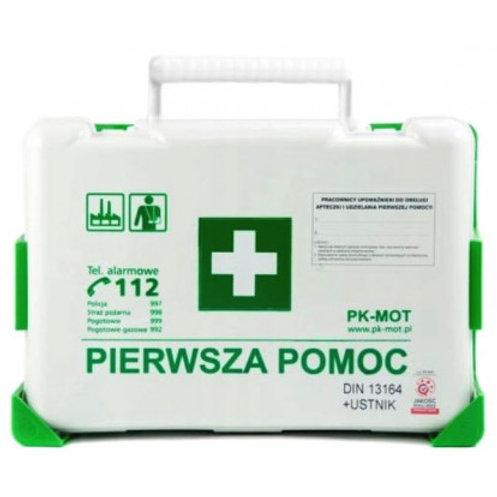 Apteczka PK-MOT BD NEW z wieszakiem - DIN 13164