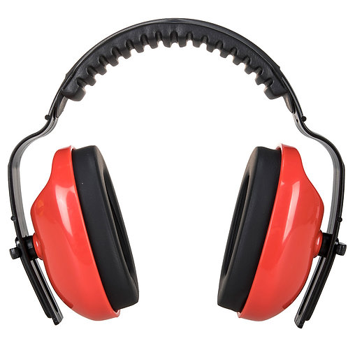 Nauszniki ochronne słuchawki przeciwhałasowe PW48