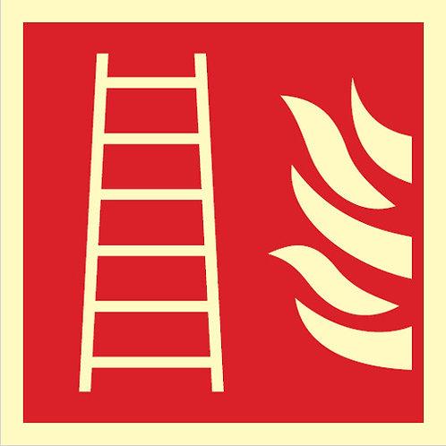 Drabina pożarowa F