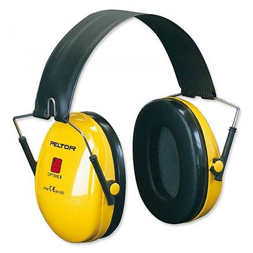 NAUSZNIKI ochronne PELTOR OPTIME H510A I żółte