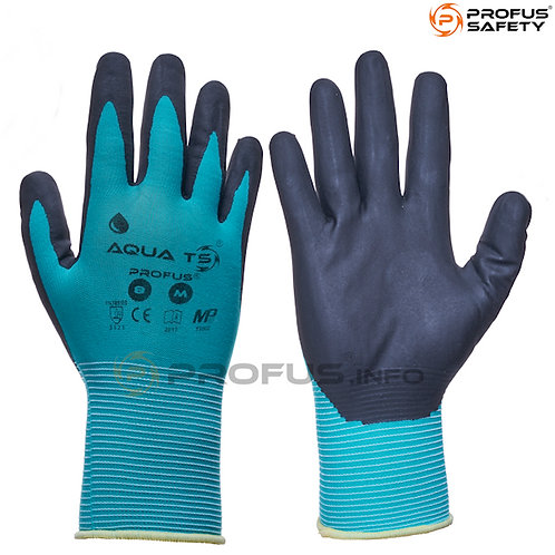 Rękawice Aqua