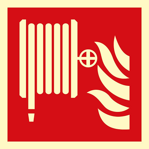 Hydrant z płomieniem PT