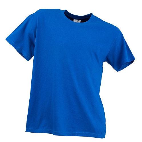 T-shirt koszulka bawełniana Urgent 180g NIEBIESKA