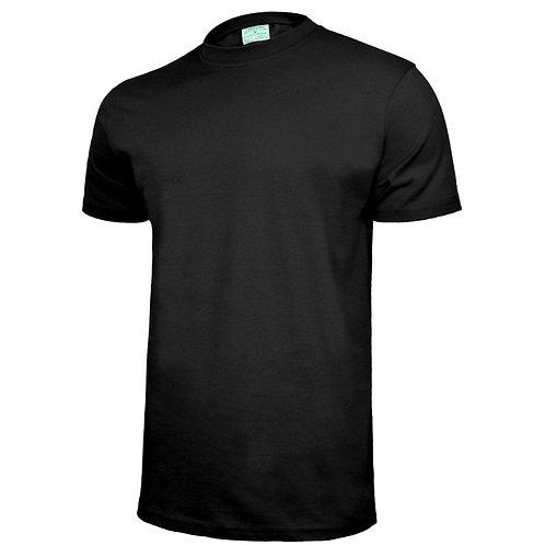 T-shirt Sahara T145 czarny