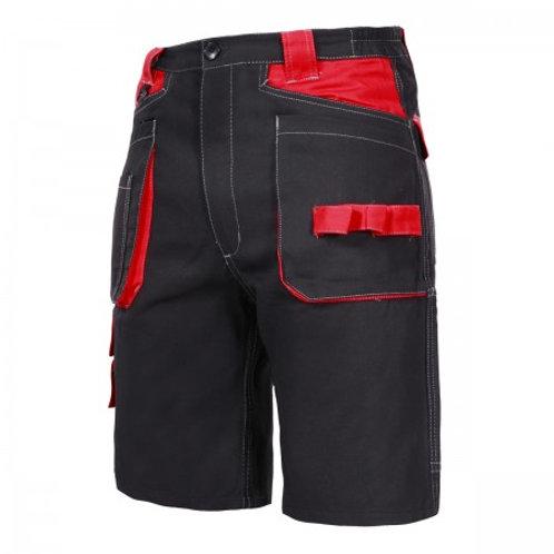Spodenki krótkie robocze szorty bawełna L40704
