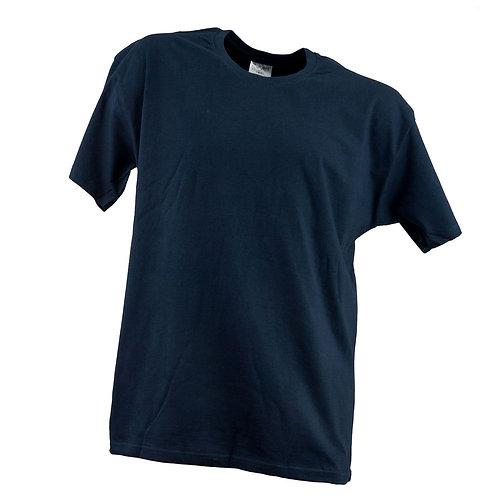 T-shirt koszulka bawełniana Urgent 180g GRANATOWA