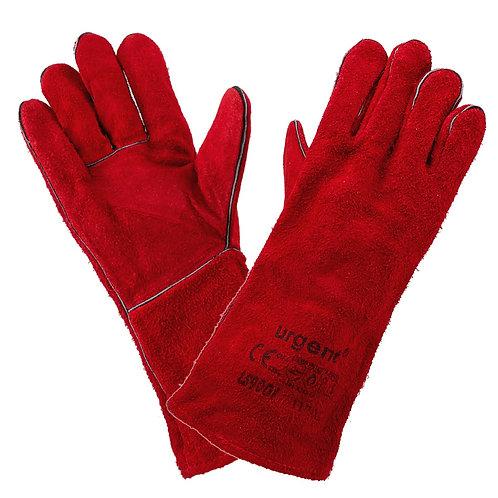 Urgent rękawice skórzana LS 9001