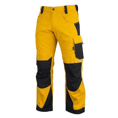 Spodnie ripstop Urgent SOPO źółte