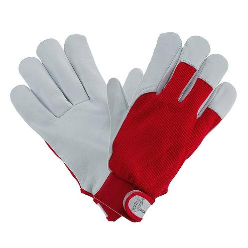 Urgent rękawice 1202 z koziej skóry