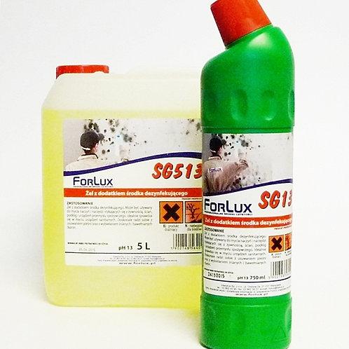 Forlux żel dezynfekujący SG-513 5L