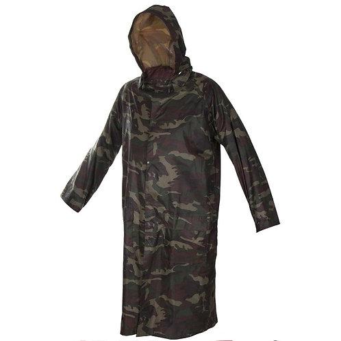 Płaszcz przeciwdeszczowy nylonowy PPN Moro