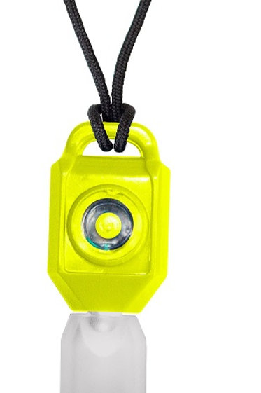 Zaczep LED na zamek błyskawiczny HV09 PORTWEST