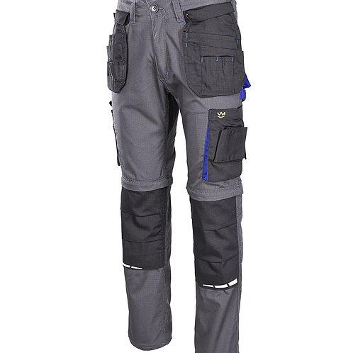 Spodnie robocze 2w1 RIPSTOP Sevens King TOPAZ