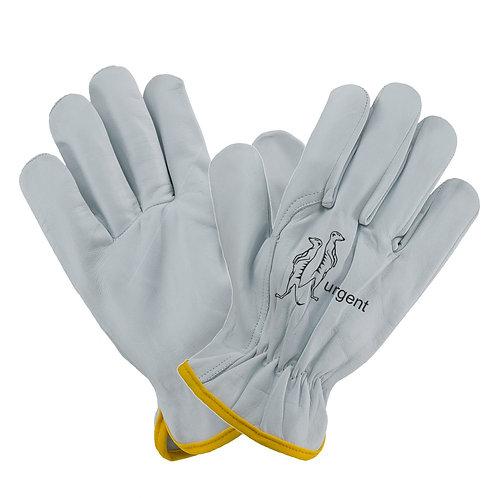 Urgent rękawice 1204 z koziej skóry