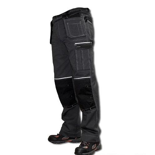 Spodnie MONTER grey