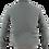 Thumbnail: Bluza polarowa szara męska BARRY STALCO
