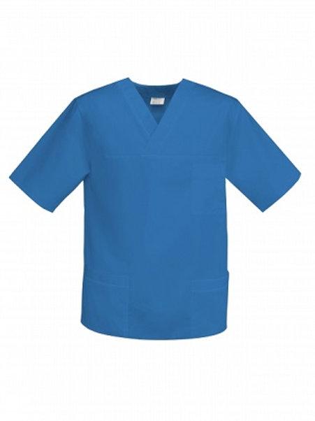 Bluza medyczna męska indygo M-074C