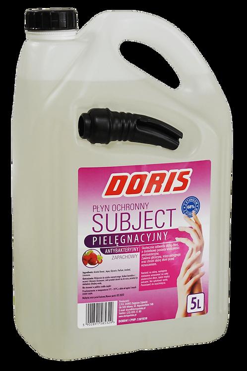 Płyn do dezynfekcji rąk i powierzchni DORIS 5 L