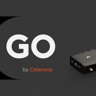 Celerway GO -  erinomaisen vakaa verkkoyhteys ja tietoturva siellä missä sinäkin.