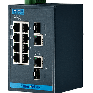 Advantech uudet kytkimet - EKI-5500/5600 sarja
