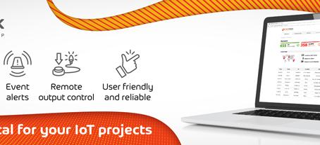 SensDesk dashboard - helppoa IoT laitteiden seurantaa!