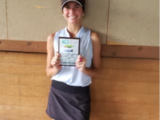 Fort Wayne Parks and Recreation Junior Golf Tournament Winner!