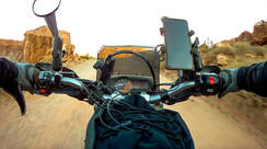STORY MOTO ADV HELL OR HIGH WATER ADVENTURE MOTORCYCLE TRAVEL