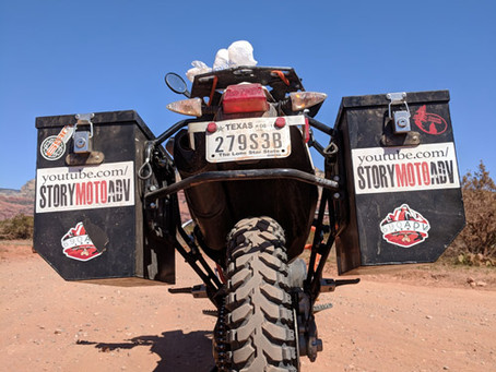 Did We Find The World's Greatest Adventure Touring Tire?