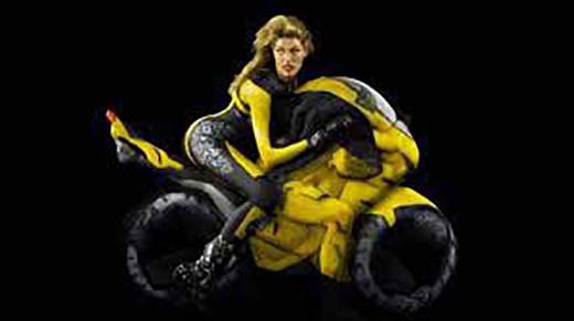 Body Bike-Story Moto ADV Internet Oddest Motorcycles