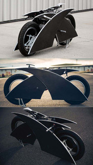 Is It a... what... what is it-custom futuristic motorcycle_Story Moto ADV Internet Oddest Motorcycles