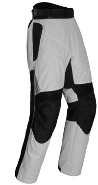 Tourmaster Women's Venture riding pants in grey recommended by Story Moto ADV