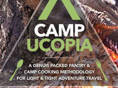 THE Adventure Traveler's Cookbook... Camp-ucopia