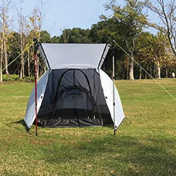 MOUNTAIN CATTLE BRAND ULTRALIGHT CAMPING TENT
