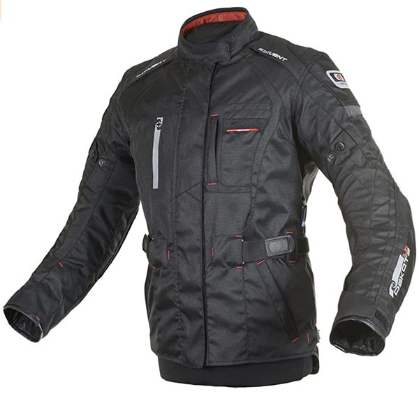 Oxford Dakota Women's riding jacket recommended by Story Moto ADV
