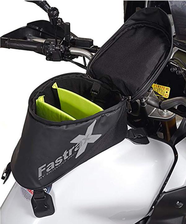 Story Moto ADV Dowco Fastrax Tank Bag Dividers