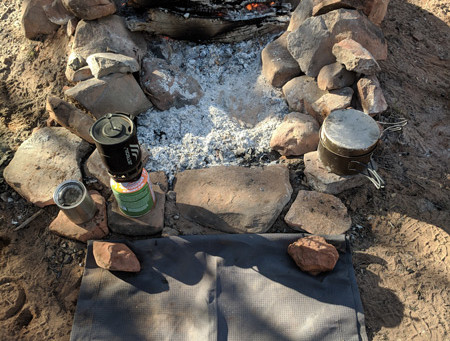 How To Build The ULTIMATE Fire Ring (Simply)