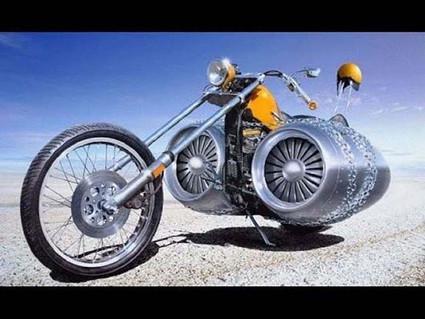 Tale My Money-rocket motorcycle-Story Moto ADV Internet Oddest Motorcycles