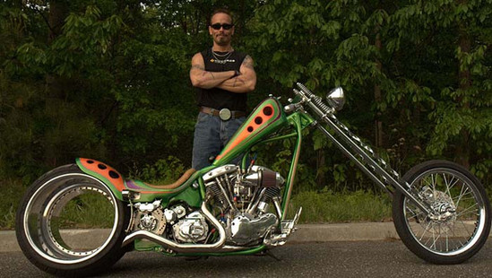 Trying ALMOST Too Hard But Win-wild chopper custom modded-Story Moto ADV Internet Oddest Motorcycles