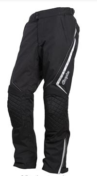 ScorpionEXO ZION Women's riding pants in black recommended by Story Moto ADV
