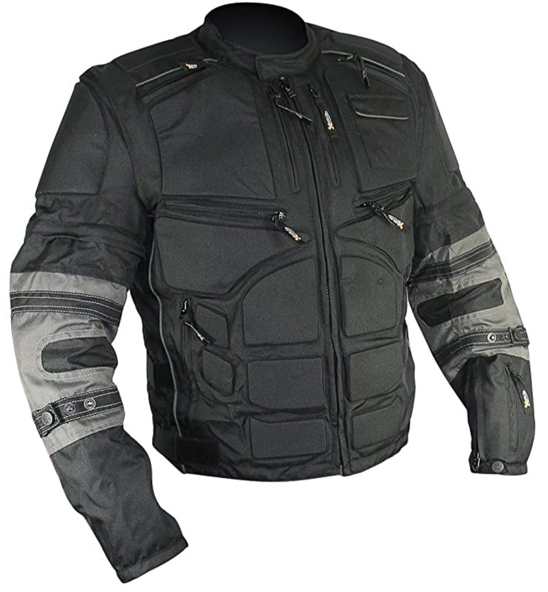 XLELEMENT Morph Motorcycle riding jacket