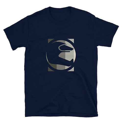STORY MOTO≈ICONz FLAG   ∞  Unisex Short-Sleeve Unisex T-Shirt