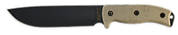 Excellent and fair priced camping and / or survival knife by Ontario Knife Company