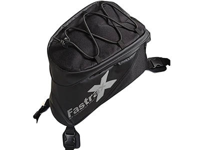 Dowco Fastrax Xtreme tank bag for adventure motorcycle riding