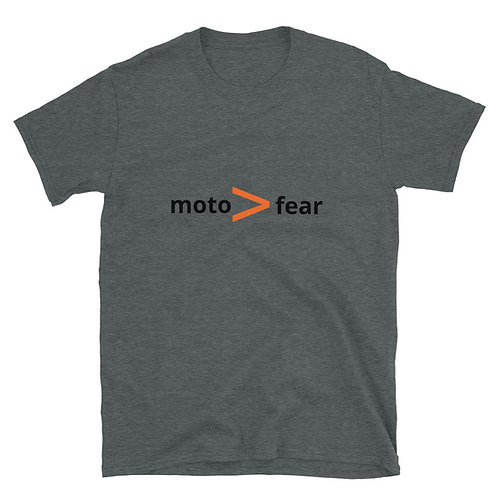 MOTO > FEAR   ∞   Unisex T-Shirt