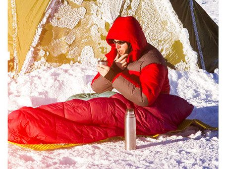 Looking For A Down Sleeping Bag? 60%off Promo KINGCAMP  ∞  Excellent Reviews