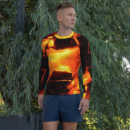 A REALLY REALLY WARM   ∞   Men's Rash Guard