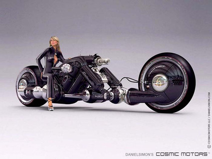 All Guesses Are Equal-futuristic motorcycle-Story Moto ADV Internet Oddest Motorcycles