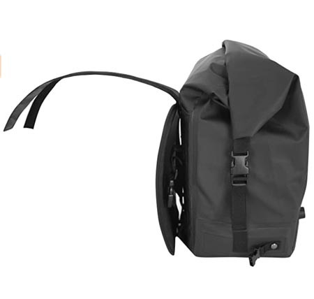 VUZ MOTO Soft motorcycle luggage saddlebags